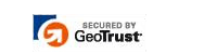 Secured by GeoTrust
